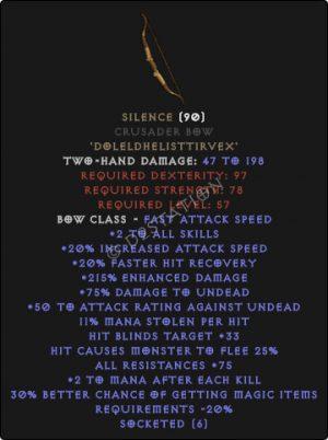 SilenceCrusader