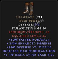 Silkweave