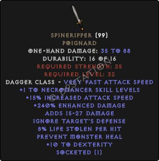 Spineripper