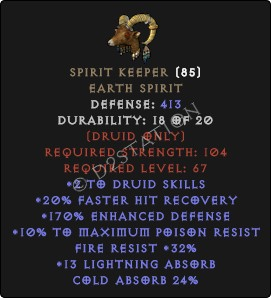 Spirit-Keeper