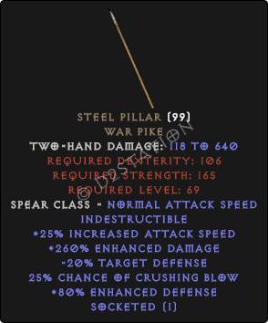 Steel-Pillar
