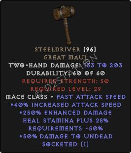 Steeldriver