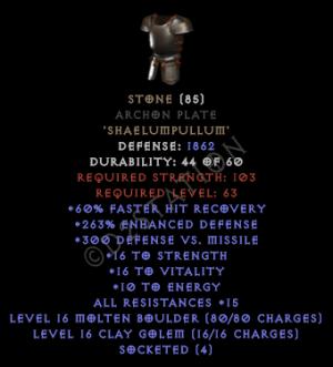 Stone-AP