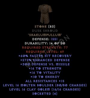 Stone-Dusk