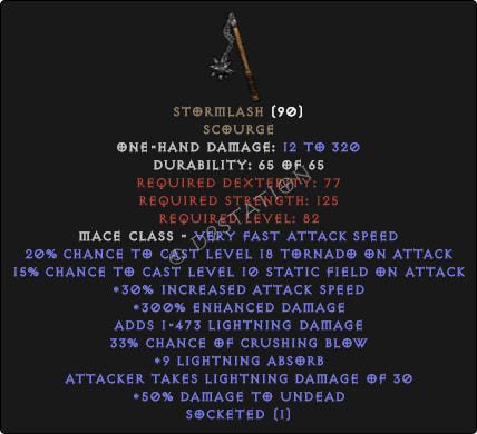 Stormlash