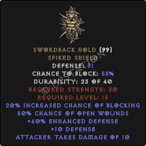 Swordback-Hold