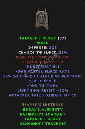 Taebaeksglory