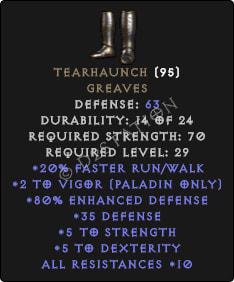 Tearhaunch
