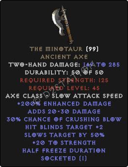 The-Minotaur