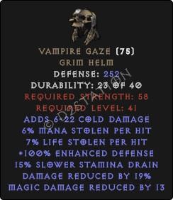 Vampire-Gaze