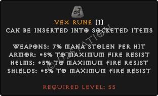 Vex-Rune