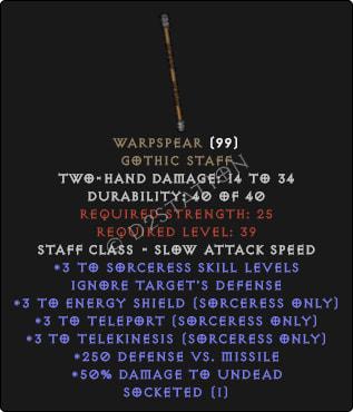 Warpspear