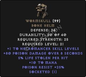 Wormskull