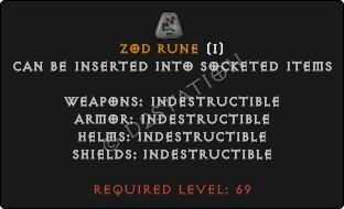 Zod-Rune