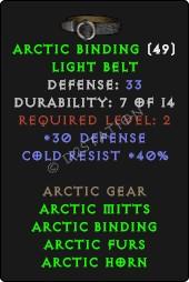 arcticbinding