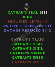 cathansseal