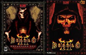 CD-Key Set - Diablo 2 Classic + Expansion LOD