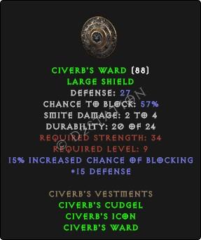 civerbward