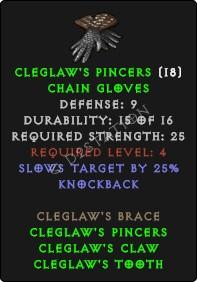 cleglawspinchers