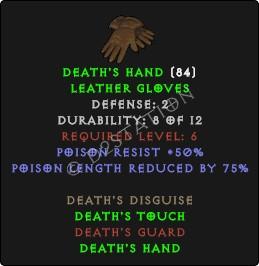 deathshand