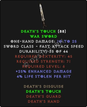 deathstouch