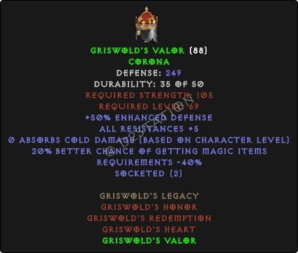 griswoldsvalor