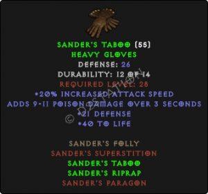 sanders-taboo