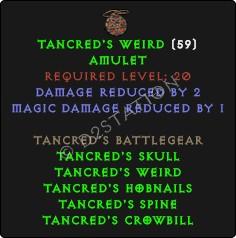 tancredweird