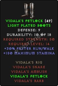 vidalafetlock